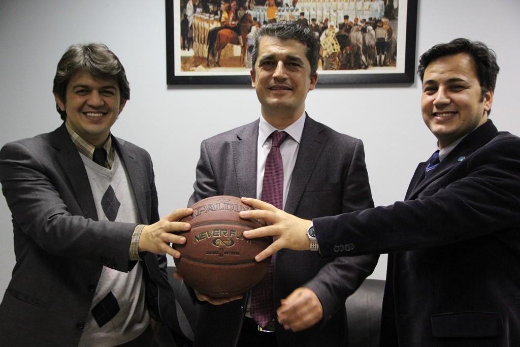 'TÜRK ATEŞ' Basket Takımı Gençlerimizi Bekliyor!