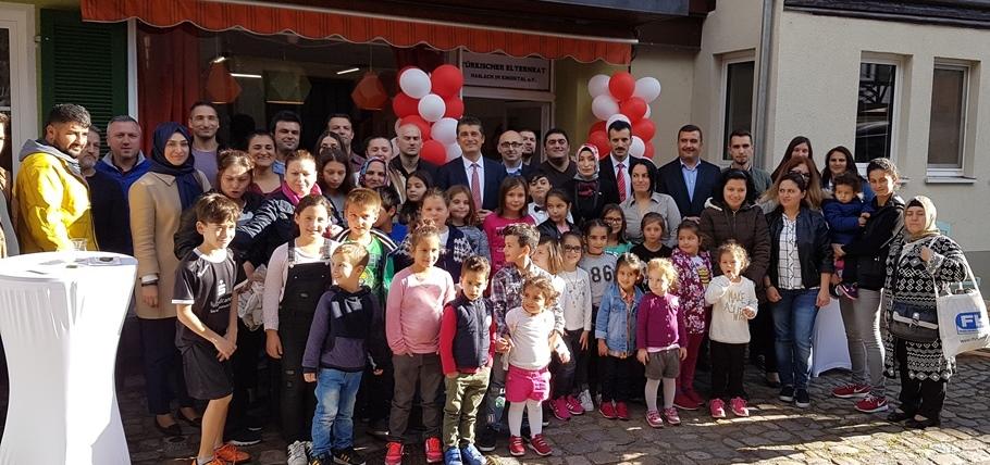 Haslach Türk Okul Aile Birliği Yeni Binasına Kavuştu