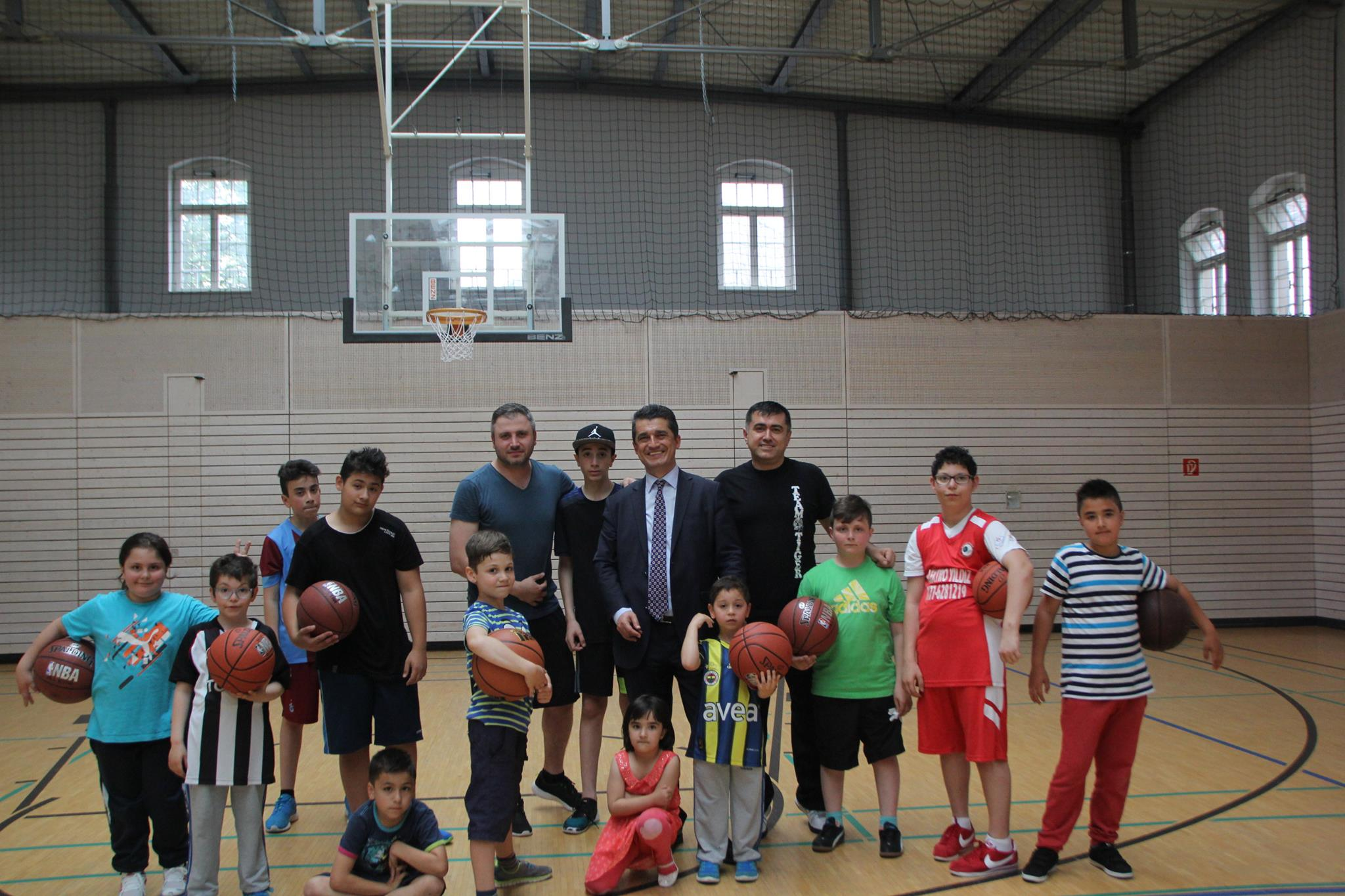 Türk Ateş Spor Okulları 4 Branşta Hizmetinizde