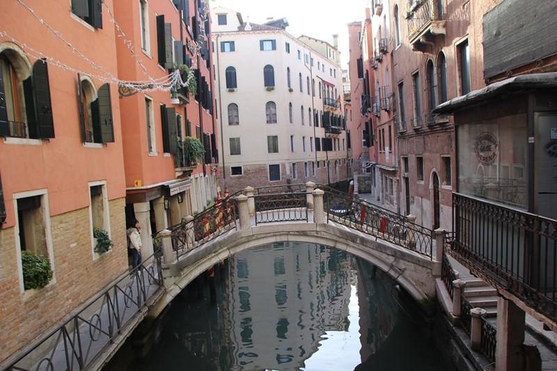 Venedik Kentini Gezme Fırsatı