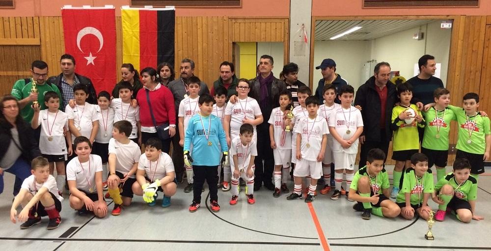 10. Cumhuriyet Kupası Futbol Turnuvası