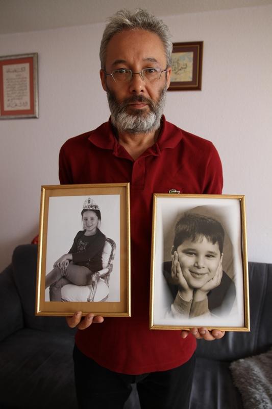 6 Aydır Kayıp Çocuklarını ve Eşini Arıyor