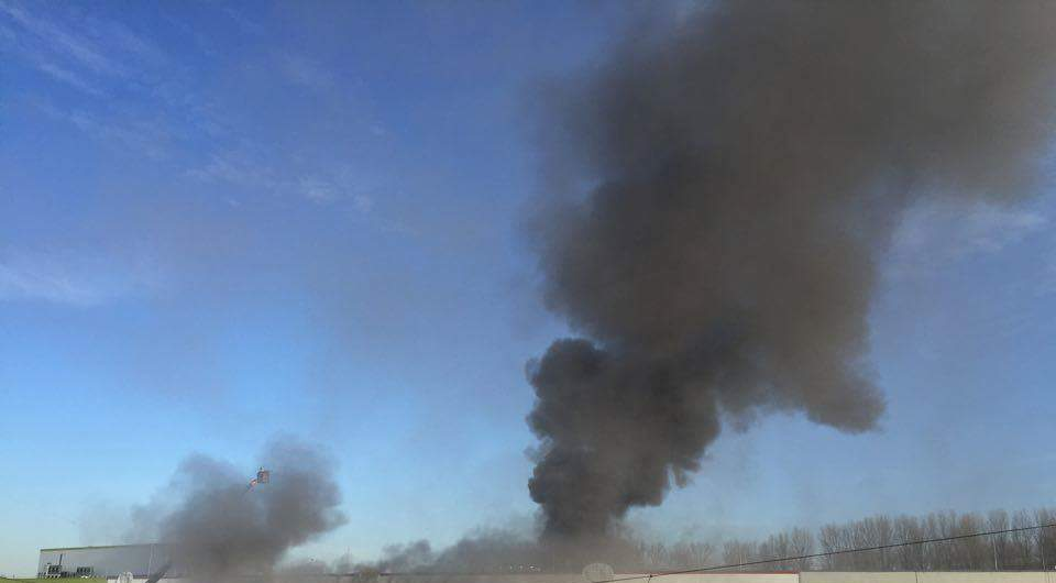 Gaggenau'da ki Yangın Korkuttu…
