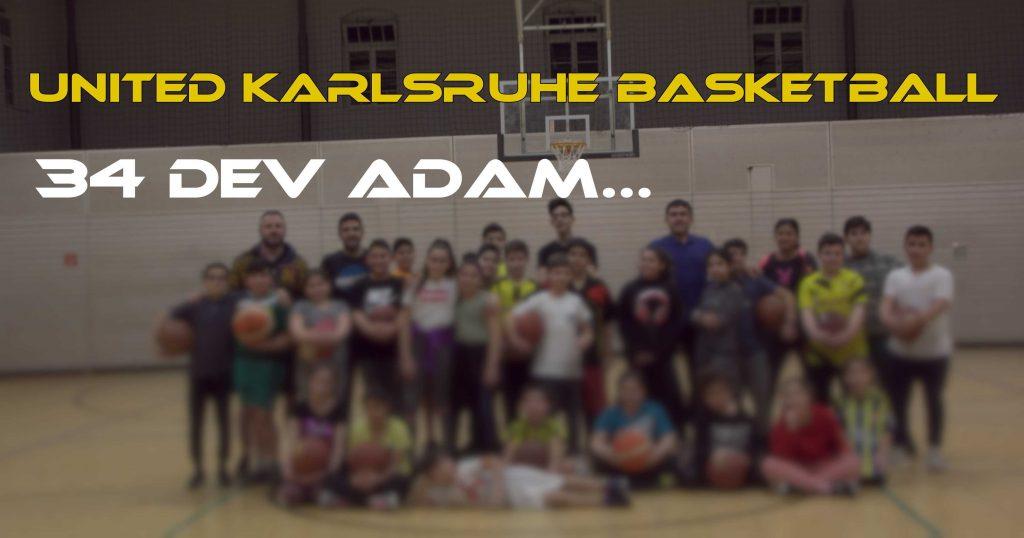 UKB Basketbol Okulu 3 Yaşında
