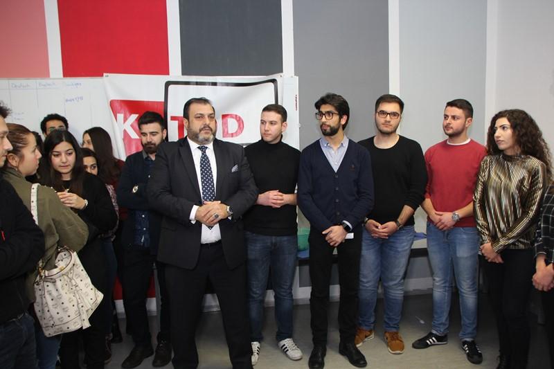 Sedat Demir 'Üniversite Öğrencilerin Yurt Sorununu Çözmeliyiz.'