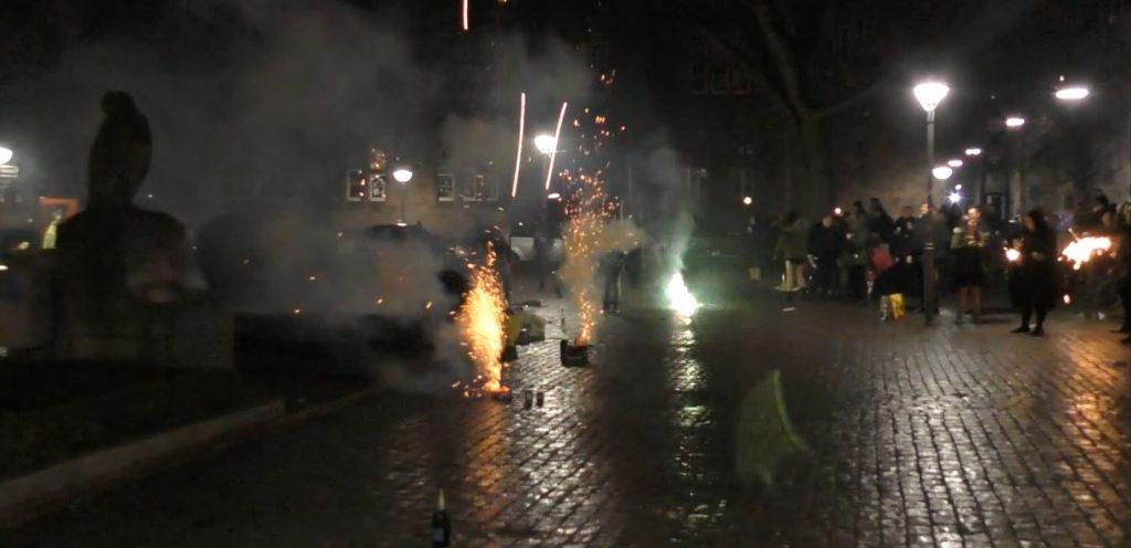 Yeni Yıl Kutlamaları Olaysız Geçti