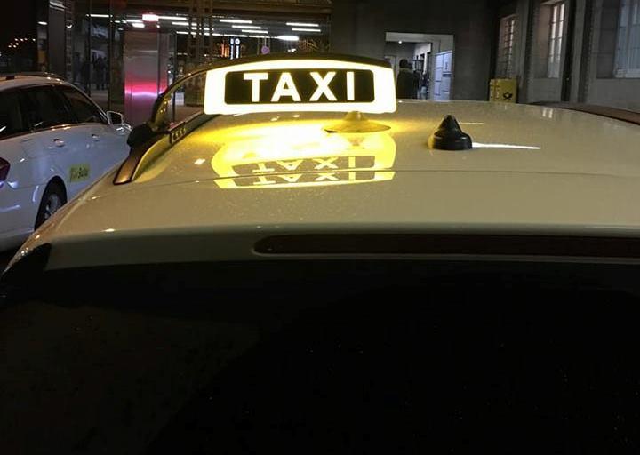 Silahlı Taksi Soygunu