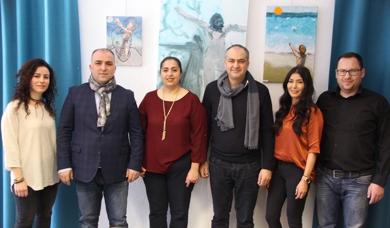 Karlsruhe Okul Aile Birliği Erdem Arın İle Devam Dedi
