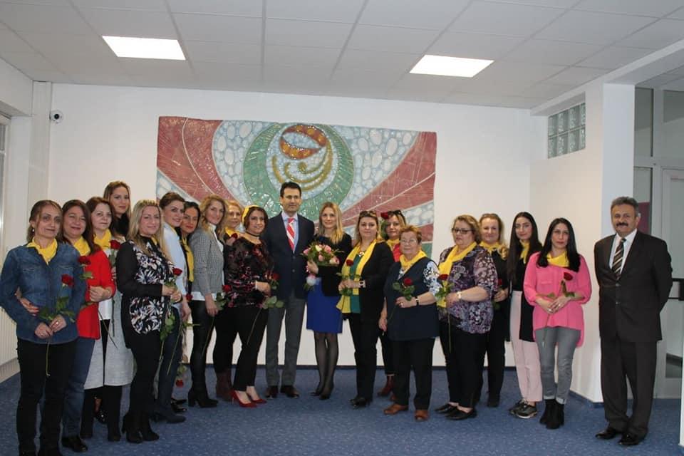 Karlsruhe Türk Kadınlar Derneği Sorunlara Dikkat Çekti