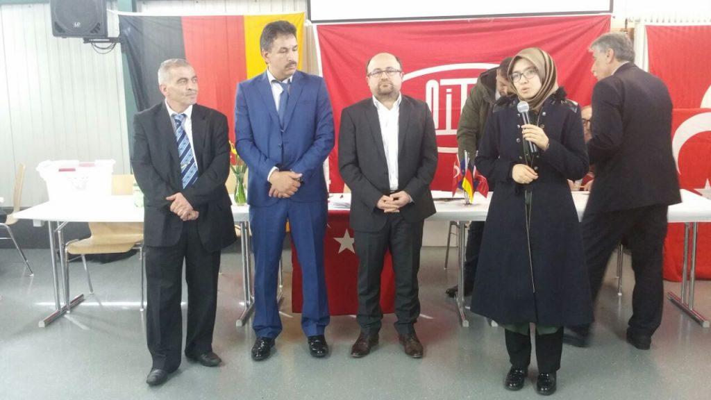 Başkan Osman Şahin