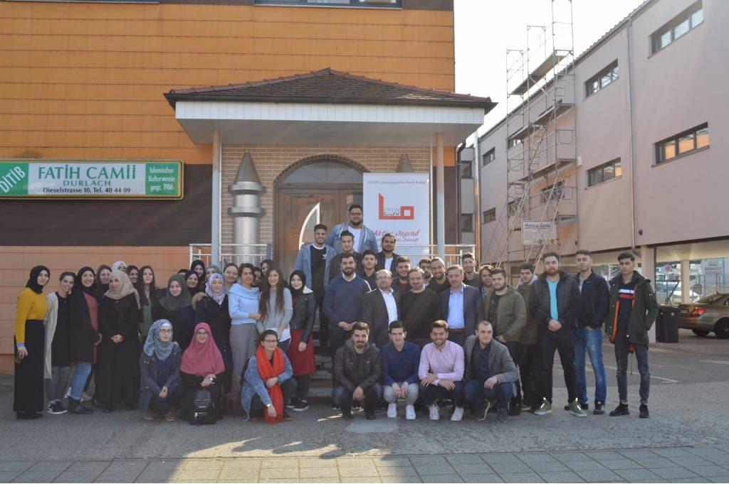 DITIB Landesjugendverband Baden'in Eğitim Seminerleri Devam Ediyor