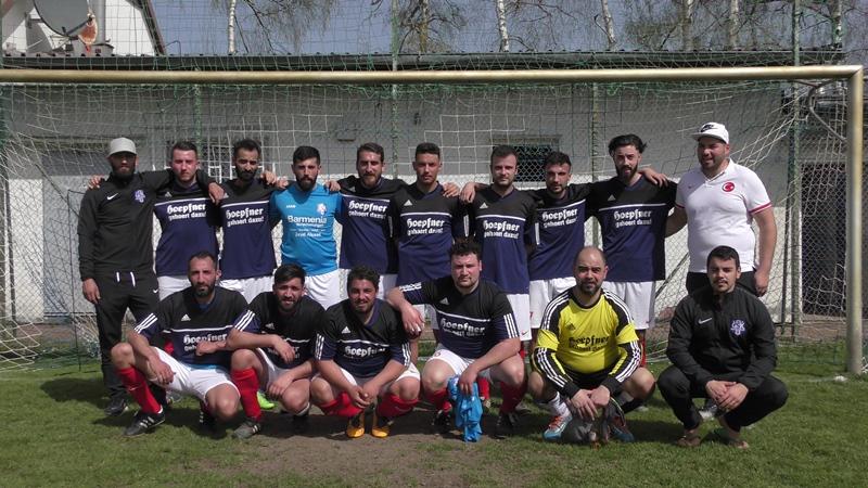 Gençlerbirliği Karlsruhe Şampiyonluğa Adım Adım Gidiyor 8 -0