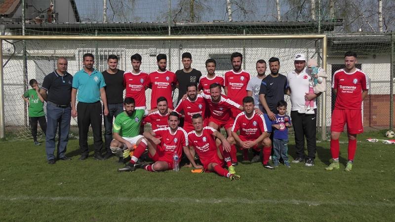 Bugün Günlerden 'GSK Gençlerbirliği Karlsruhe' Oldu