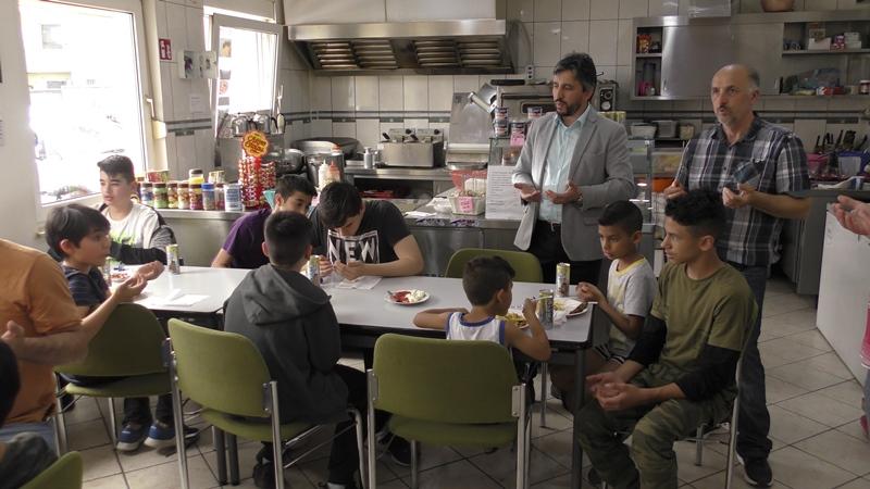 ASİP'ten Kur'an Öğrencilerine Destek