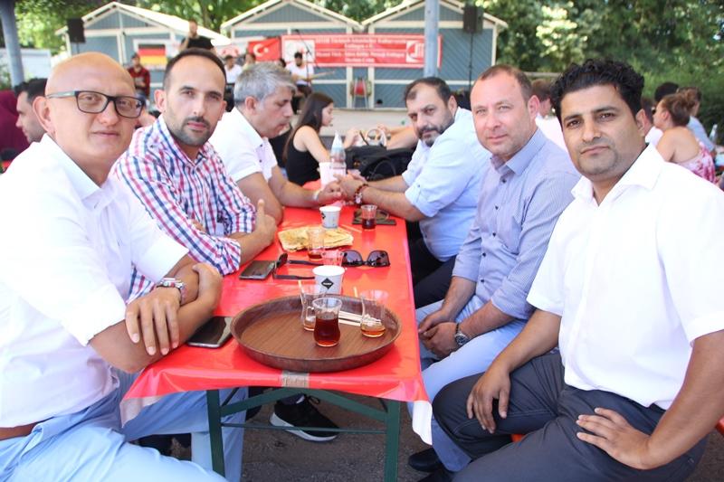 Kültür Festivali  Ettlingen'de İnsanımızı Buluşturdu