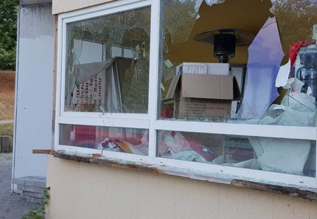 Fatih  Spor Klübüne Saldırı Düzenlendi