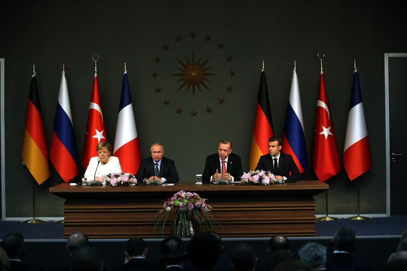 """""""Suriye ihtilafının küresel sorun hâline dönüşmesinin sebebi, uluslararası toplumun meseleyi yeterince sahiplenmemesidir"""""""