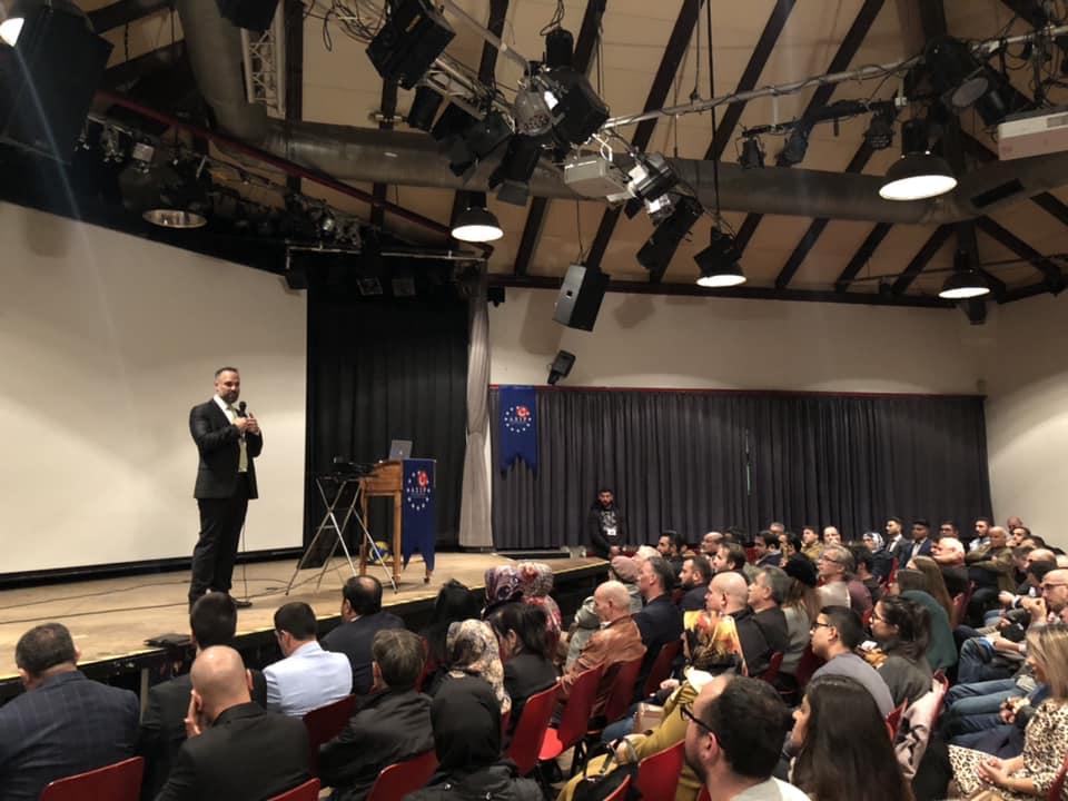 Avukat Fatih Zingal, Genç ASİP'in Konuğu Oldu