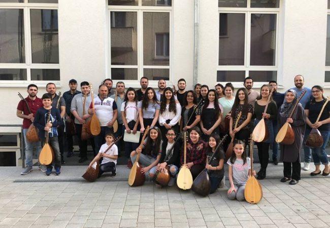 Karlsruhe Türk Halk Müziği Korosu Çalışması Başladı