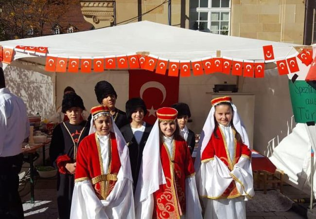 Schramberg Okul Aile Birliği Türk Kültürünü Tanıttı