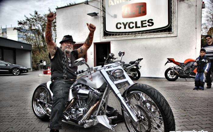 Harley Davidson Efendisi Aykut Tataroğlu