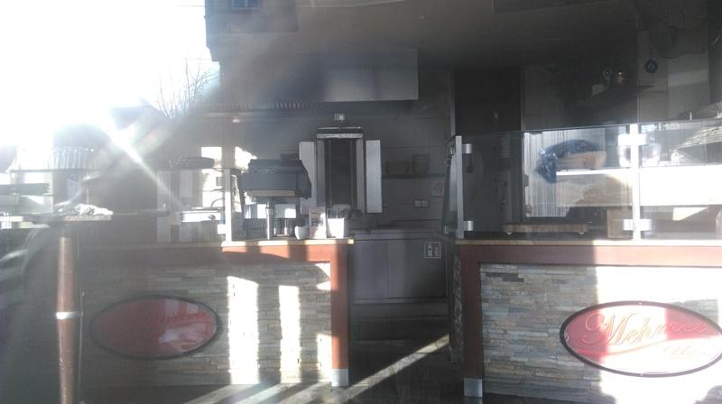 Karlsruhe'de Türk Restorantı Yandı