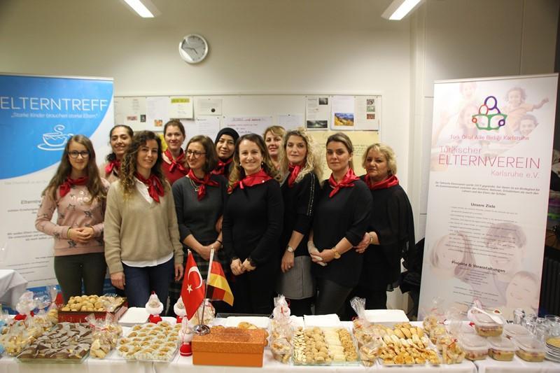 Alkışlar Karlsruhe Okul Aile Birliğine… Bağışlar Lösemili Çocuklarımıza