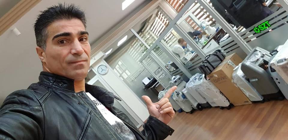 Koca Yürekli Dünya Kick Boks Şampiyonu Gökhan Arslan Çağrıda Bulundu !!! 'Umut Olun'