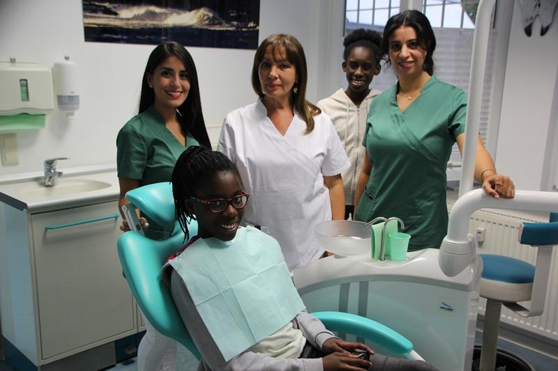 Bizimle Gülümseyin… Sağlıklı Diş, Sağlıklı Hayat.