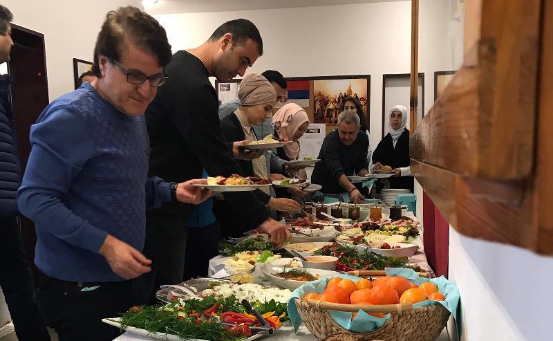 Karlsruhe Okul Aile Birliği Üyelerini Yıl Sonu Kahvaltısında Buluşturdu