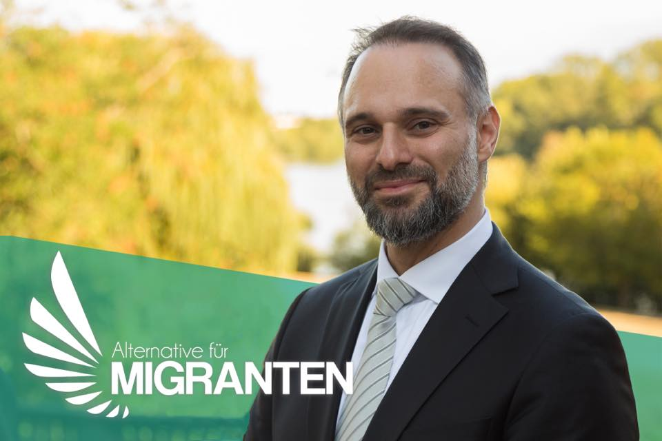 Alternative für Migranten Kuruldu