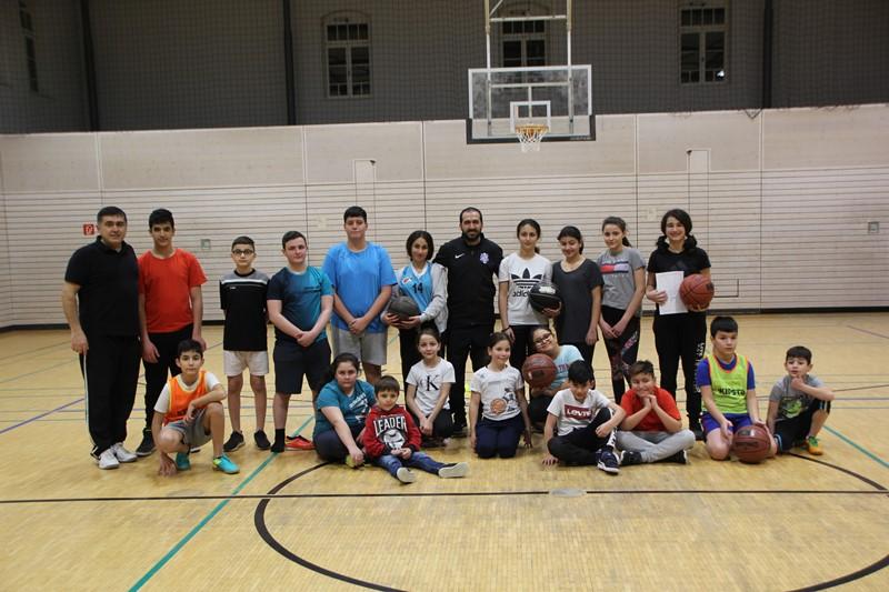 Gençler Birliği Karlsruhe Spor Klübünden Çocuklara Tam Destek