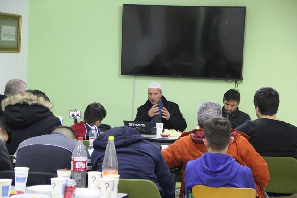 Almanya'da Mekke'nin Fethi heyecanı