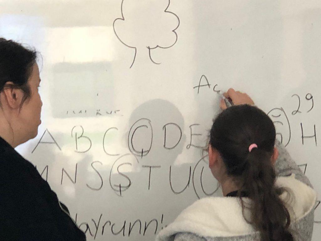 Anadolu Hafta Sonu Türkçe Sınıfı Karlsruhe'de Eğitime Başladı